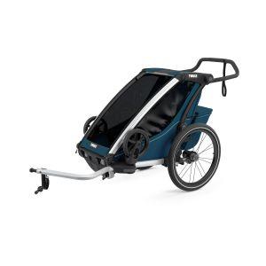 Thule Chariot Cross 1 Majolica Blue 10202021AU