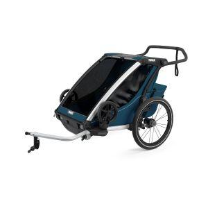 Thule Chariot Cross 2, Majolica Blue 10202023AU