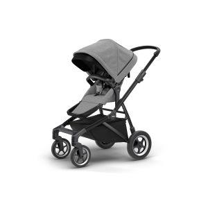 Thule Sleek Stroller Gray Melange on Black 11000021AU