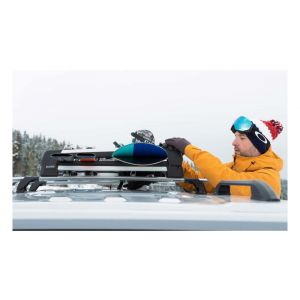 Prorack 6 Row Ski & Fishing Rod Holder Locking PR3066