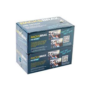 RacksBrax HD Hitch (Triple) (Supa Peg Model) 8183