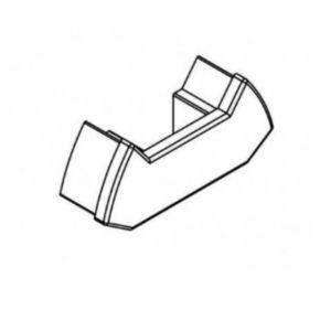 Cruz Pivot End Cap For Aluminium Bar 890-122