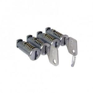 Cruz 4 anti-theft key locks, 932-014