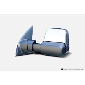 MSA Towing Mirrors Isuzu Dmax/colorado-chrome. 2012-current. Chrome, Manual, No Indicators TM801