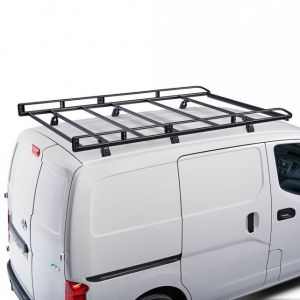 CRUZ Evo Rack 280 x 140 cm for VW Multivan T5 with Factory Fitted Track, SWB Low Roof  2003 to 2015