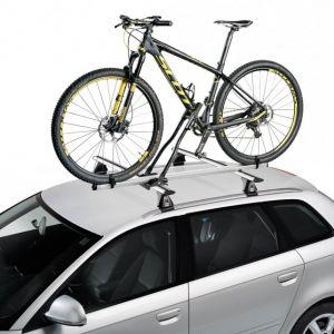 CRUZ Race Bike Carrier Silver 3 pack 940-014 (Matching Locks)