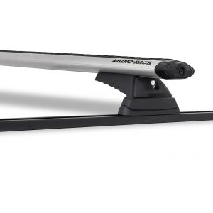 Vortex RCL Trackmount Silver 2 Bar Roof Rack