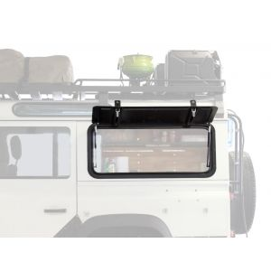 Front Runner Land Rover Defender (1983-2016) Gullwing Window / Aluminium - by Front Runner - GWLD009