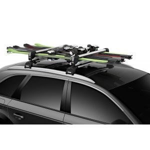 THULE SNOWPACK EXTENDER 732501 (up to 5 pairs of skis or 2 snow boards)