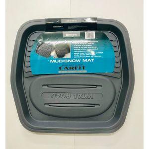 Carfit Mud and Snow Rear Mat Grey 4554015