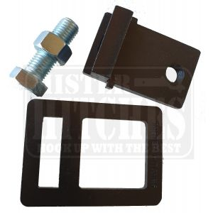 Mister Hitches Anti-rattle Hitch Clamp MHARHC