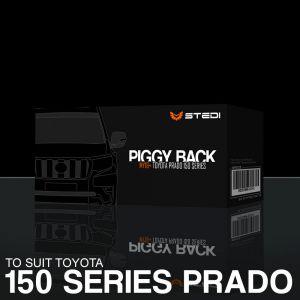Stedi Toyota Prado 150 Series (MY18+) Piggy Back Adapter MY18+PRADO-ADAPTER