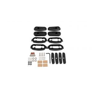 Rhino Rack RCP Roof Rack Base Kit (x4) D-max/BT-50 2020-On - RCP71-BK