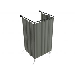 Front Runner Rack Mount Shower Cubicle - by Front Runner - RRAC178