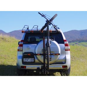 Shingleback Vertical Rack - 4 bike Rack - SB4BIKE