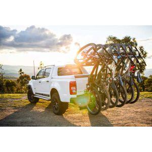Shingleback Vertical Rack - 6 bike Rack - SB6BIKE
