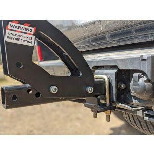 ShingleBack Anti-Rattle Clamp for 200 Series Landcruiser