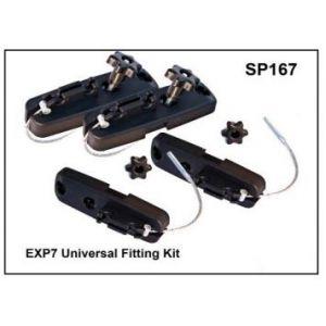 Prorack EXP7 Universal Fitting Kit SP167