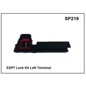 Prorack EXP7 Lock Kit Left Terminal SP219