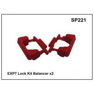 Prorack EXP7 Lock Kit Balancer x2 SP221