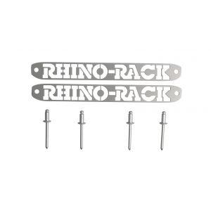 Rhino Rack Pioneer NG Badge Replacement Pair - SP338