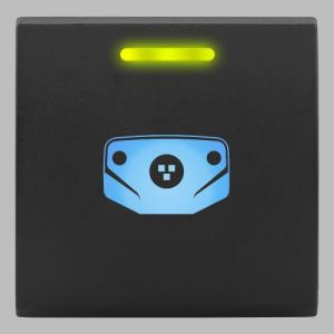 Stedi Square Type Push Switch To Suit Stedi Fascia Panels - Rock Lights SQUARE-TOY-ROCKLIGHTS