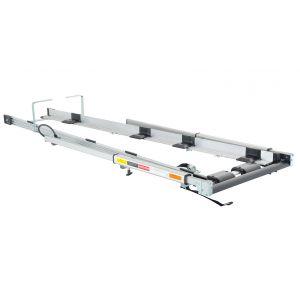 Rhino Rack 2.2M Slide Out Ladder Rack System - T7-SLRS