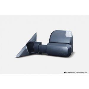 MSA Towing Mirrors Toyota Hilux/fortuner-black. 2015-current. Black, Electric, Indicators TM702