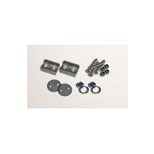 SAFEGUARD 45MM ANCHOR TRACK TWIN PACK RING SET TRH-101