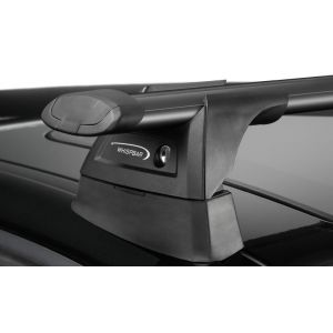 Yakima Through Bar Black Single Bar 135cm - S17YBHALF - 8050215
