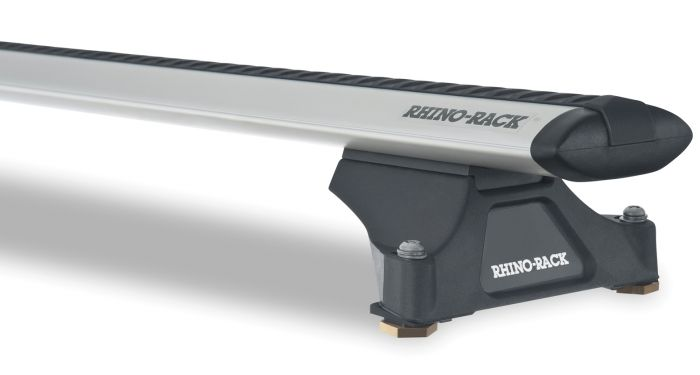 Rhino Rack Ja8871 For Ford Ranger Wildtrak Px 4dr Ute Roller Shutter Tracks 06 12 On