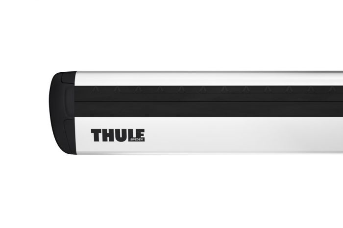 Thule 754 Wingbar Evo Silver Roof Racks For Volvo V40 5dr Hatch With Bare Roof 2012 On Australia S 1 Roof Racks Superstore