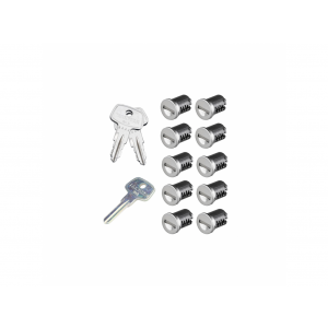 Yakima SKS Lock Cores (10PK) 8007210