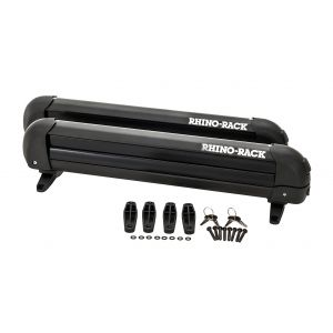 Rhino Rack Ski and Snowboard Carrier - 4 Skis or 2 Snowboards 574