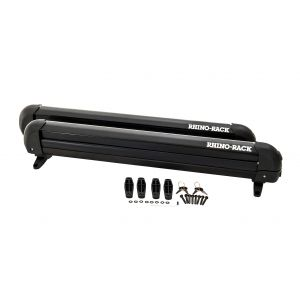 Rhino Rack Ski and Snowboard Carrier - 6 Skis or 4 Snowboards 576