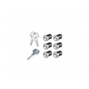 Yakima SKS Lock CoresS (6PK) 8007206