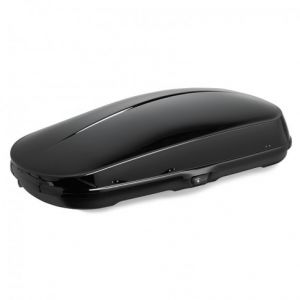 Whispbar WB751B Compact Roof Box 400L (Gloss Black) 8057113