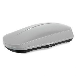 Whispbar WB751S Compact Roof Box 400L (Gloss Silver) 8057114