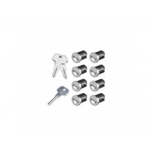 Yakima SKS Lock Cores (8PK) 8008208