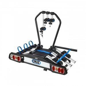 Cruz Bike carrier for towbar mounting Pivot 3 bikes 13 pins, 940-511