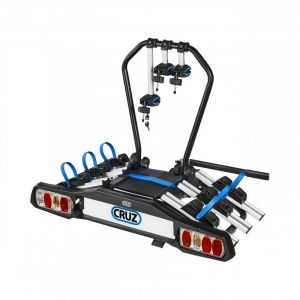Cruz Bike carrier for towbar mounting Pivot 3 bikes, 940-511