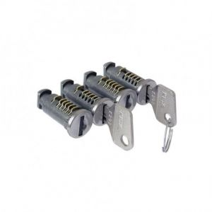 Cruz 4 anti-theft key locks, 932-014