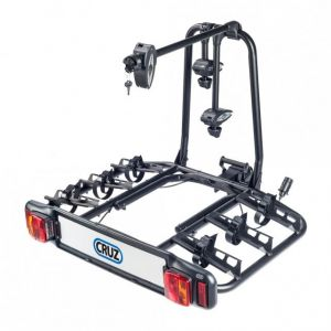 Cruz Bike carrier for towbar mounting Cyclone 3 bikes 7 pins 940-510