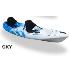 TWO PLUS 1 VIKING KAYAK Sky