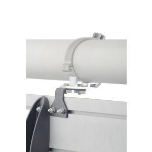 rhino rack multi purpose shovel / conduit holder brackets pioneer roof racks galore