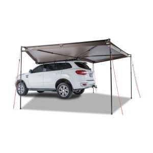 Roof racks galore rhino rack awning shade 33100 batwing