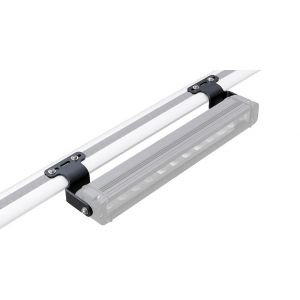 rhino rack led light brackets rhino vortex rhino hd roof racks galore