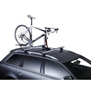 Roof Racks Galore Thule Roof rack bike carrier roof top bike carrier rooftop bike carrier Outride Out ride ba561 561000 Thule bike carrier