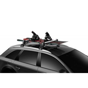 Thule SnowPack L 732600 (up to 6 pairs of skis or 4 snow boards)