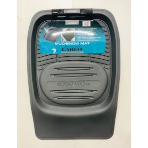 Carfit MUD AND SNOW MATS GREY FRONT 4554005